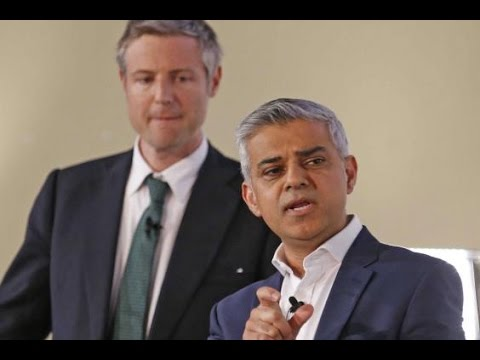 The 2016 London Evening Standard Mayor Debate : Khan vs Goldsmith
