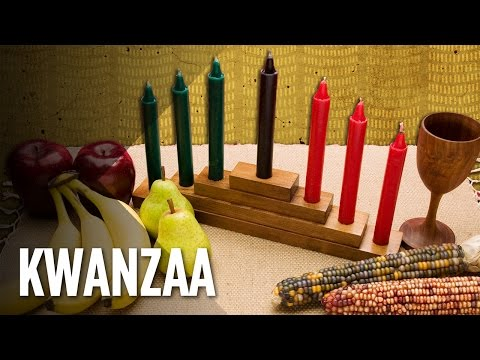 The Story Of Kwanzaa: From Civil Rights To Corporate America