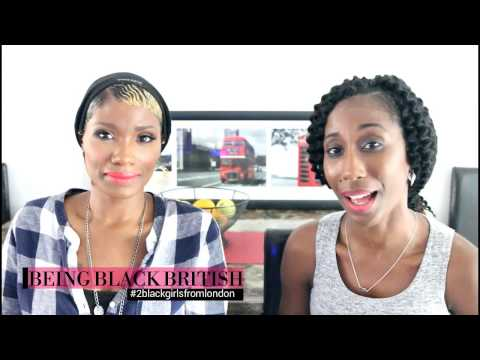 Being Black British vs African America